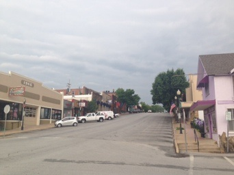 Main Street of Downtown Branson