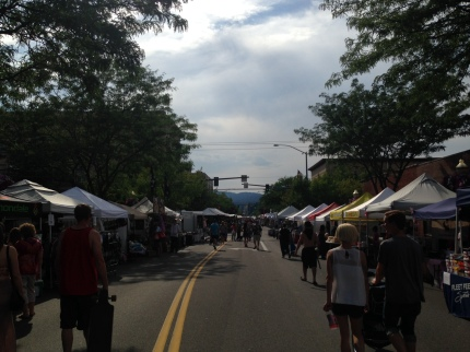 The Street Fair