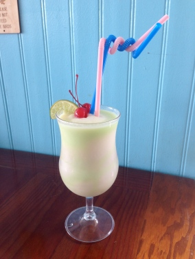 Key Lime Colada - YUM!!!