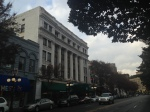 The Central Avenue Historic District